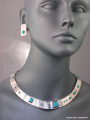 Mark Humenick Necklace Earring Set
